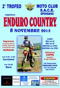 locandina enduro country